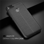 เคส Xiaomi Mi5x / Mi A1 ซิลิโคน TPU ลายหนัง (เคสนิ่ม)