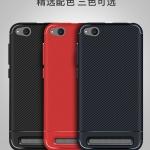 เคส Xiaomi Redmi 5A ซิลิโคน Carbon Fiber TPU