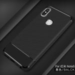เคส Xiaomi Redmi Note 5 / Redmi Note 5 Pro ซิลิโคน Carbon Fiber TPU