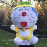 ตุ๊กตาโดเรม่อน ฟรุ๊ตตี้ สับปะรด(Doraemon) 16 นิ้ว