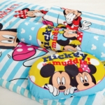 Mickey in a spot of bother