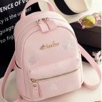 กระเป๋าเป้ผู้หญิง Flora bag สีชมพู