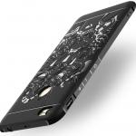 เคส Xiaomi Redmi Note 5A Prime TPU สีดำ (ลายมังกร)