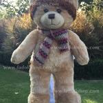 ตุ๊กตาหมีสโนว์ ขนาด 15 นิ้ว