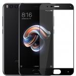 Xiaomi Mi Note 3 ฟิล์มกระจกนิรภัยเต็มจอ 9H (ขอบดำ)