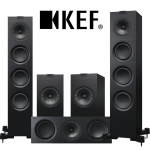 KEF Q650c + Q150 + Q550