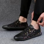 พรีออเดอร์ รองเท้า เบอร์ 36- 46 แฟชั่นเกาหลีสำหรับผู้ชายไซส์ใหญ่ เก๋ เท่ห์ - Preorder Large Size Men Korean Hitz Sandal