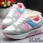 รองเท้าผ้าใบแฟชั่น แต่งลายสวยเท่ห์สไตล์เกาหลีเบา วัสดุอย่างดี ทรงสวย ใส่สบาย ใส่เที่ยว ออกกำลังกาย แมทสวยเท่ห์ได้ทุกชุด