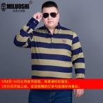 พรีออเดอร์ เสื้อยืด 3XL - 7 XL อกใหญ่สุด 55.90 นิ้ว แฟชั่นเกาหลีสำหรับผู้ชายไซส์ใหญ่ แขนสั้น เก๋ เท่ห์ - Preorder Large Size Men Korean Hitz Short-sleeved T-Shirt