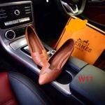 รองเท้าคัทชู ส้นแบน แต่ง H ด้านหน้า สวยเรียบเก๋สไตล์แอร์เมส หนังนิ่ม ทรงสวย ใส่สบาย แมทสวยได้ทุกชุด (KK8811)
