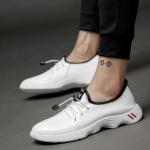 พรีออเดอร์ รองเท้า เบอร์ 35- 47 แฟชั่นเกาหลีสำหรับผู้ชายไซส์ใหญ่ เก๋ เท่ห์ - Preorder Large Size Men Korean Hitz Sandal