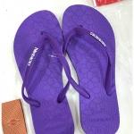 รองเท้าแตะแฟชั่น แบบหนีบ สไตล์ havaianas ยางอย่างดีนิ่มยืดหยุ่น สวยเก๋ ใส่สบาย แมทสวยได้ทุกชุด