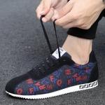พรีออเดอร์ รองเท้าผ้าใบ เบอร์ 39-47 แฟชั่นเกาหลีสำหรับผู้ชายไซส์ใหญ่ เบา เก๋ เท่ห์ - Preorder Large Size Men Korean Hitz Sport Shoes