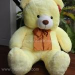 ตุ๊กตาหมีเบบี้สีเหลือง 100 เซนติเมตร