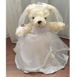 ตุ๊กตาหมีแต่งงาน (ตุ๊กตาหมีชุดเจ้าสาว)