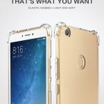 เคสใสกันกระแทก Xiaomi Mi Max 2 PZOZ TPU Case (เคสนิ่ม)
