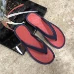 รองเท้าแตะแฟชั่น แบบหนีบ แต่งลายสไตล์กุชชี่สวยเรียบเก๋ วัสดุอย่างดี ใส่สบาย แมทสวยได้ทุกชุด