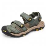 พรีออเดอร์ รองเท้าแตะ เบอร์ 38-47 แฟชั่นเกาหลีสำหรับผู้ชายไซส์ใหญ่ เก๋ เท่ห์ - Preorder Large Size Men Korean Hitz Sandal