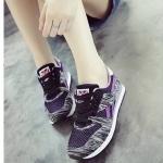 รองเท้าผ้าใบแฟชั่น แต่งลายสวยเก๋ห์สไตล์แบรนด์ วัสดุอย่างดี ทรงสวย ใส่สบาย ใส่เที่ยว ออกกำลังกาย แมทสวยเท่ห์ได้ทุกชุด