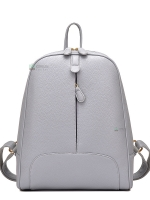 BEIBAOBAO Back pack ของแท้ (กระเป๋าเป้ สะพายหลัง) BA078 สีเทา พร้อมส่ง