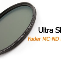 FOTGA Ultra Slim Variable ND2-400 Fader MC-ND Multi-Coated 12 Layers Filter