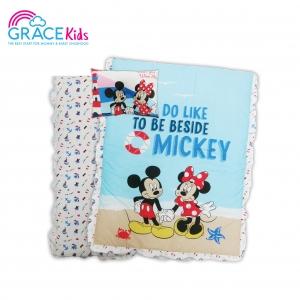 ชุดปิคนิค Mickey Wish You Here ขนาด 30x40 นิ้ว