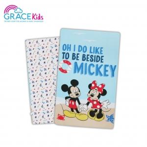 ที่นอนฟองน้ำ Mickey Wish You Here ไซส์S ขนาด 22x36x2.5 นิ้ว