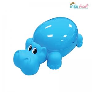 กระโถนเด็ก ฮิปปี้ (สีฟ้า)