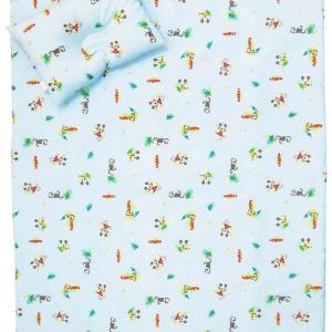 ผ้าห่มพร้อมหมอน Mickey Jungle 30*40 ขายยกลัง(4 ชิ้น)