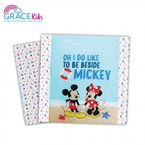 ที่นอนฟองน้ำ Mickey Wish You Here ไซส์L ขนาด 40x40x2.5 นิ้ว