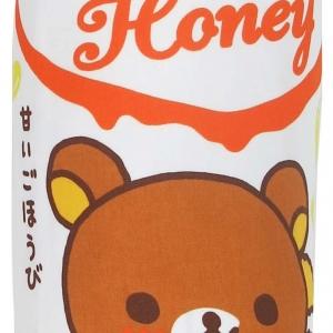 Rilakkuma Honey หมอนข้างขนาด M