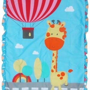 happy giraffe ผ้าห่ม