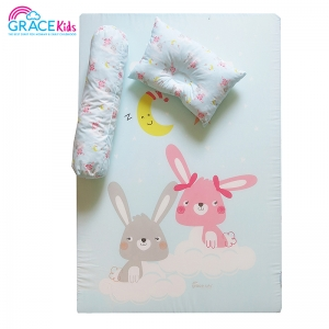 GRACE KIDS ที่นอนฟองน้ำ Sleeping Rabbit ขนาด M