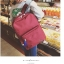 Back pack(กระเป๋าเป้ สะพายหลัง) BA080 สีดำ พร้อมส่ง thumbnail 47