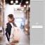 Kling / EXIT Premium Back pack(กระเป๋าเป้ สะพายหลัง) BA048 สีครีม พร้อมส่ง thumbnail 1