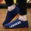 พรีออเดอร์ รองเท้าผ้าใบลำลอง เบอร์ 39-47 แฟชั่นเกาหลีสำหรับผู้ชายไซส์ใหญ่ เบา เก๋ เท่ห์ - Preorder Large Size Men Korean Hitz Sport Shoes thumbnail 1