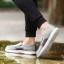 พรีออเดอร์ รองเท้าผ้าใบ เบอร์ 39-48 แฟชั่นเกาหลีสำหรับผู้ชายไซส์ใหญ่ เบา เก๋ เท่ห์ - Preorder Large Size Men Korean Hitz Sport Shoes thumbnail 5