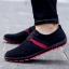 พรีออเดอร์ รองเท้าผ้าใบลำลอง เบอร์ 39-47 แฟชั่นเกาหลีสำหรับผู้ชายไซส์ใหญ่ เบา เก๋ เท่ห์ - Preorder Large Size Men Korean Hitz Sport Shoes thumbnail 6