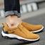 พรีออเดอร์ รองเท้า เบอร์ 39-47 แฟชั่นเกาหลีสำหรับผู้ชายไซส์ใหญ่ เบา เก๋ เท่ห์ - Preorder Large Size Men Korean Hitz Sport Shoes thumbnail 4