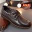 พรีออเดอร์ รองเท้าหนัง เบอร์ 38-48 แฟชั่นเกาหลีสำหรับผู้ชายไซส์ใหญ่ เก๋ เท่ห์ - Preorder Large Size Men Korean Hitz Sandal thumbnail 8