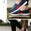พรีออเดอร์ รองเท้าผ้าใบ เบอร์ 39-48 แฟชั่นเกาหลีสำหรับผู้ชายไซส์ใหญ่ เบา เก๋ เท่ห์ - Preorder Large Size Men Korean Hitz Sport Shoes thumbnail 6