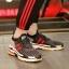 พรีออเดอร์ รองเท้า เบอร์ 39-46 แฟชั่นเกาหลีสำหรับผู้ชายไซส์ใหญ่ เก๋ เท่ห์ - Preorder Large Size Men Korean Hitz Sandal thumbnail 4