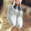พรีออเดอร์ รองเท้าผ้าใบ เบอร์ 38-47 แฟชั่นเกาหลีสำหรับผู้ชายไซส์ใหญ่ เบา เก๋ เท่ห์ - Preorder Large Size Men Korean Hitz Sport Shoes thumbnail 2