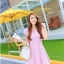 [พรีออเดอร์] ชุดเดรสผู้หญิงแฟชั่นเกาหลีใหม่ แขนสั้น - [ Preorder] New Korean Fashion Slim Short-sleeved Dress thumbnail 1