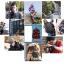 กระเป๋ากล้อง ถ่ายรูป เลนส์ CA003 ดำนอก-ส้ม ด้านใน thumbnail 10