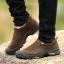พรีออเดอร์ รองเท้า เบอร์ 38-50 แฟชั่นเกาหลีสำหรับผู้ชายไซส์ใหญ่ เก๋ เท่ห์ - Preorder Large Size Men Korean Hitz Sandal thumbnail 2