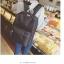 Back pack(กระเป๋าเป้ สะพายหลัง) BA080 สีดำ พร้อมส่ง thumbnail 49