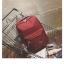 Back pack(กระเป๋าเป้ สะพายหลัง) BA080 สีดำ พร้อมส่ง thumbnail 23