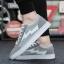 พรีออเดอร์ รองเท้า เบอร์ 36-47 แฟชั่นเกาหลีสำหรับผู้ชายไซส์ใหญ่ เก๋ เท่ห์ - Preorder Large Size Men Korean Hitz Sandal thumbnail 2