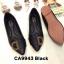 รองเท้าคัทชู ส้นเตี้ย แต่งอะไหล่สวยหรู หนังนิ่ม พื้นนิ่ม งานสวย ใส่สบาย แมทสวยได้ทุกชุด (CA9943) thumbnail 1